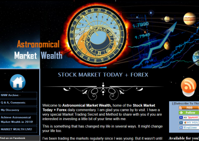 Astronomical Market Wealth