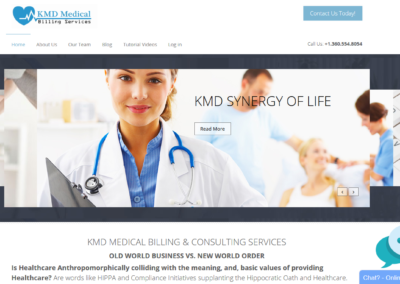 KMD MEDICAL BILLING & CONSULTING SERVICES