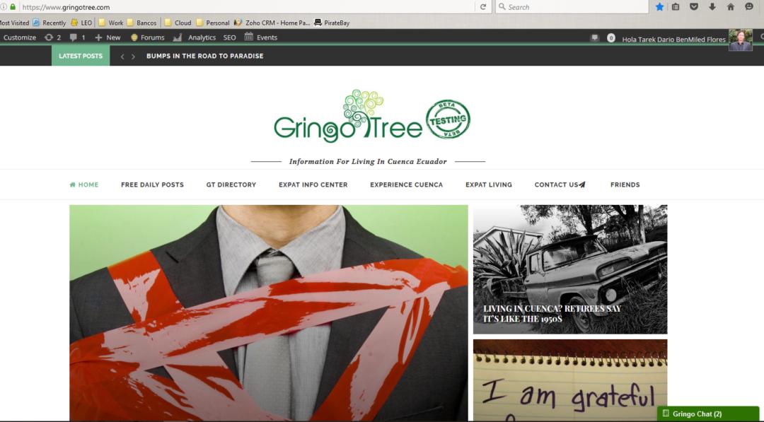 Gringo Tree